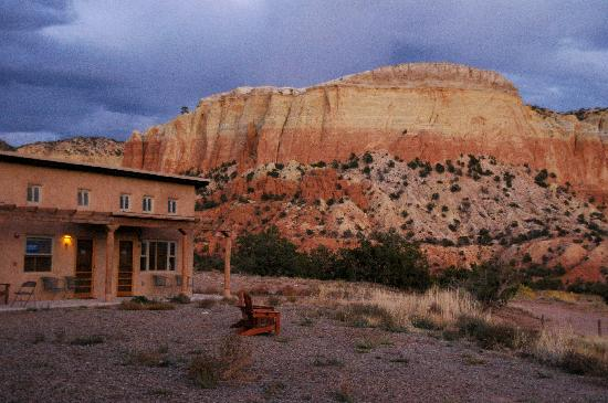 Image result for ghost ranch casa del sol