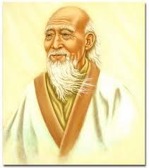 lao zu portrait