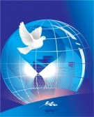 10121098-dove-of-peace-near-globe